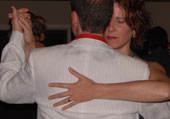 Shklanka karen, tango