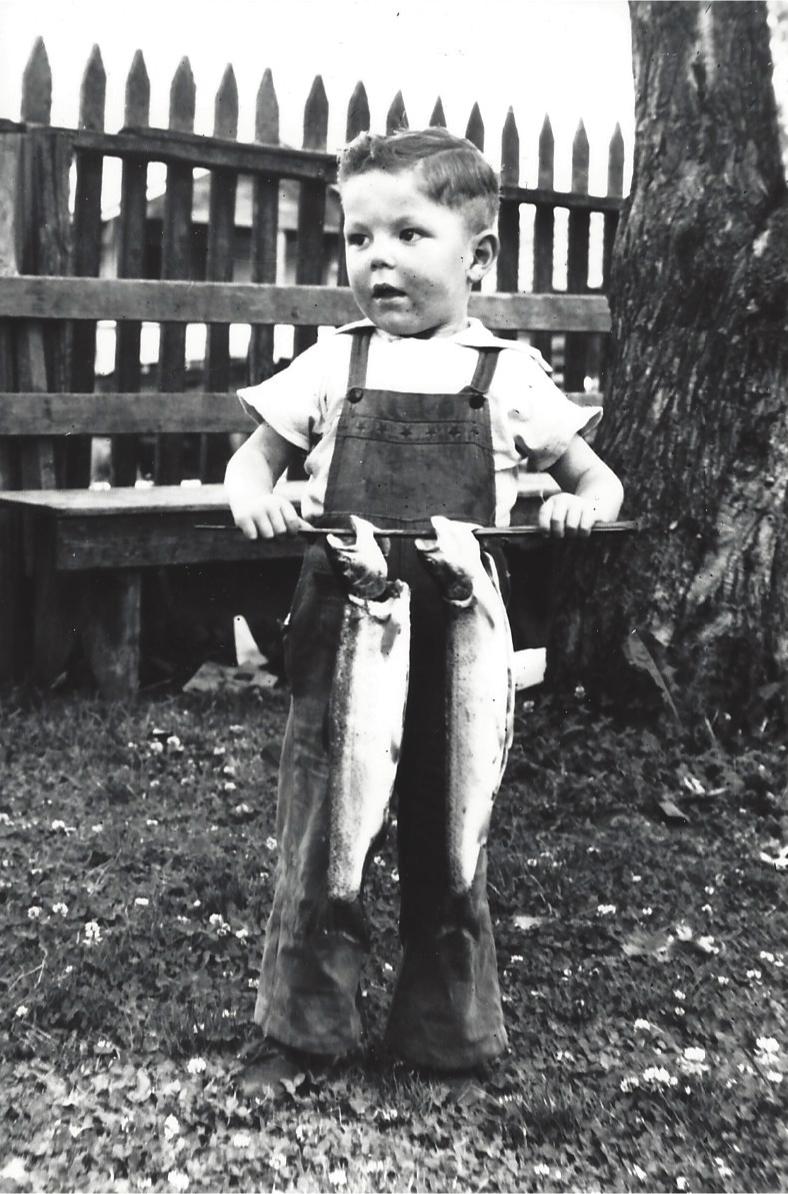 Sterrit, Neil ca 1944