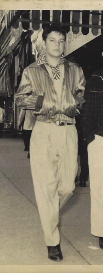 Sterritt, Neil ca 1957