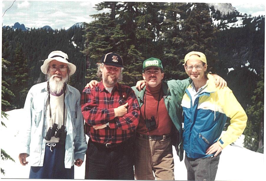 Carolan, Trever Nanao Grouse Mtn 1995 Arnold Shives & Varney