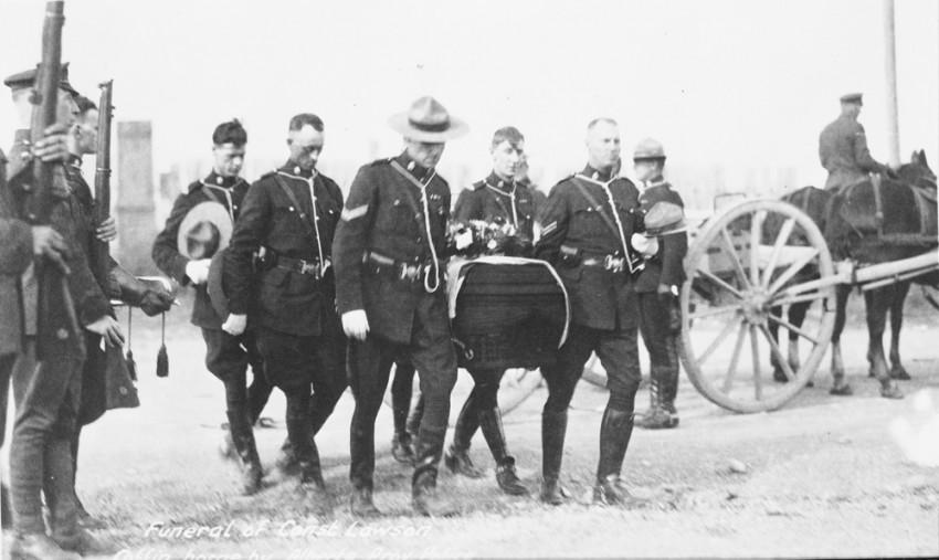 funeral-of-stephen-lawsonl-25-september-1922