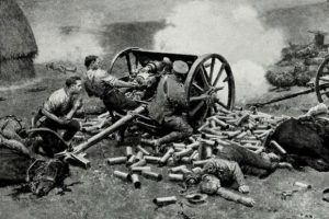 taylor-6-british-artillery-at-the-battle-of-mons1914